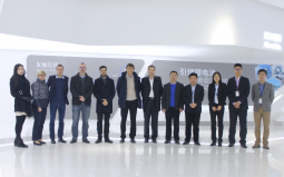 French new energy expert delegation visited Phylion