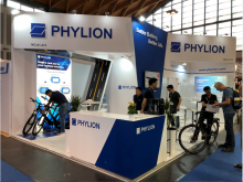 Phylion Blooming at the 2018 EuroBike with its New Products and System Service Platform